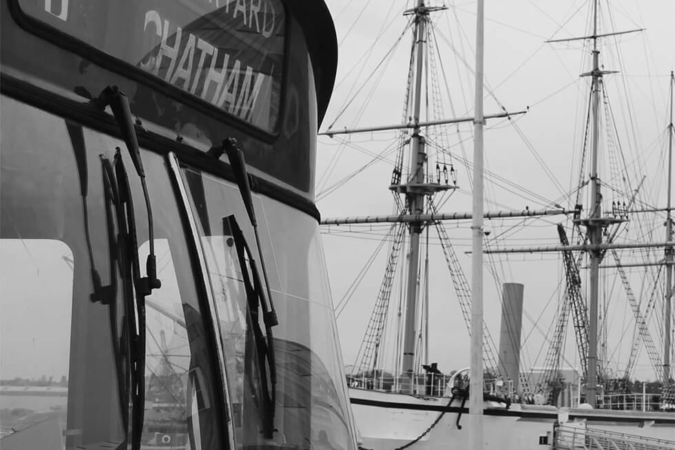 Dockyard Bus